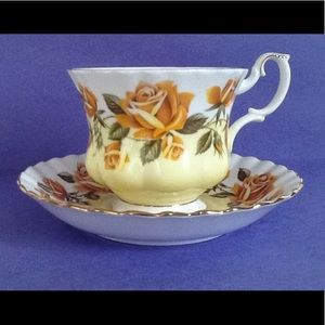 Other - Royal Albert Buttermere Teacup and Saucer